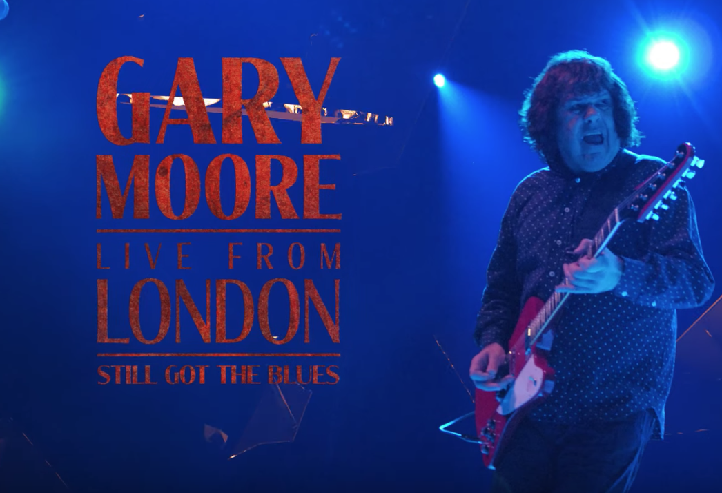Gary Moore - Still Got the Blues (Live From London)