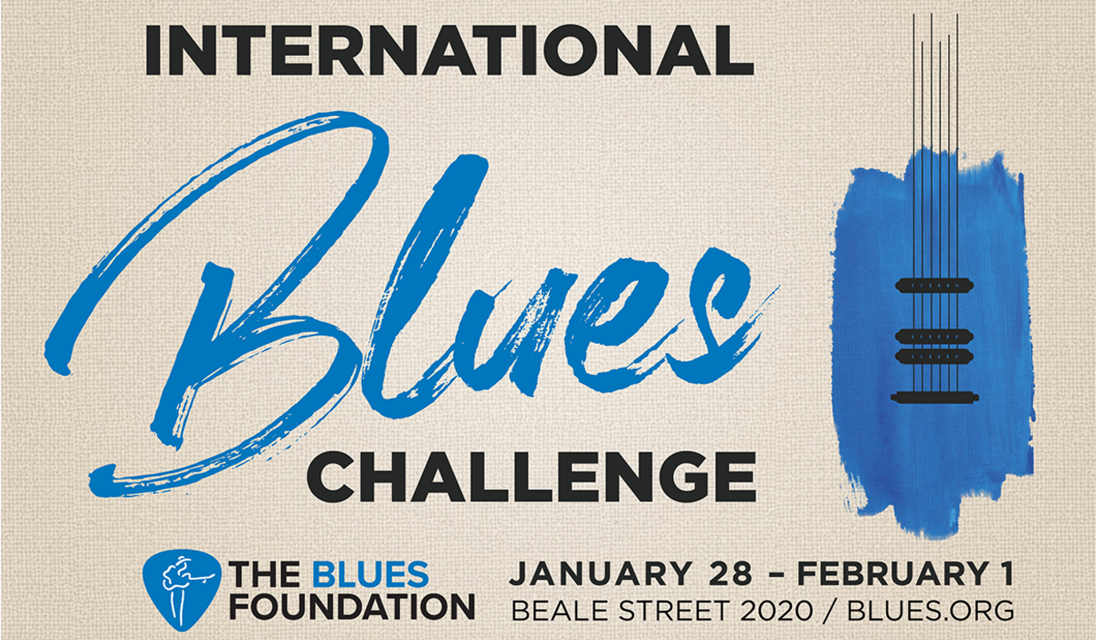 International Blues Challenge 2020