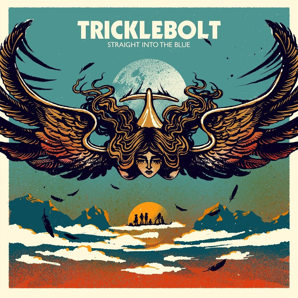 Tricklebolt – Straight Into The Blue