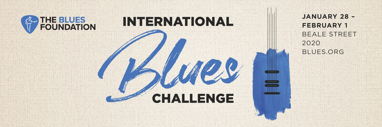 International Blues Challenge 2020 Winners