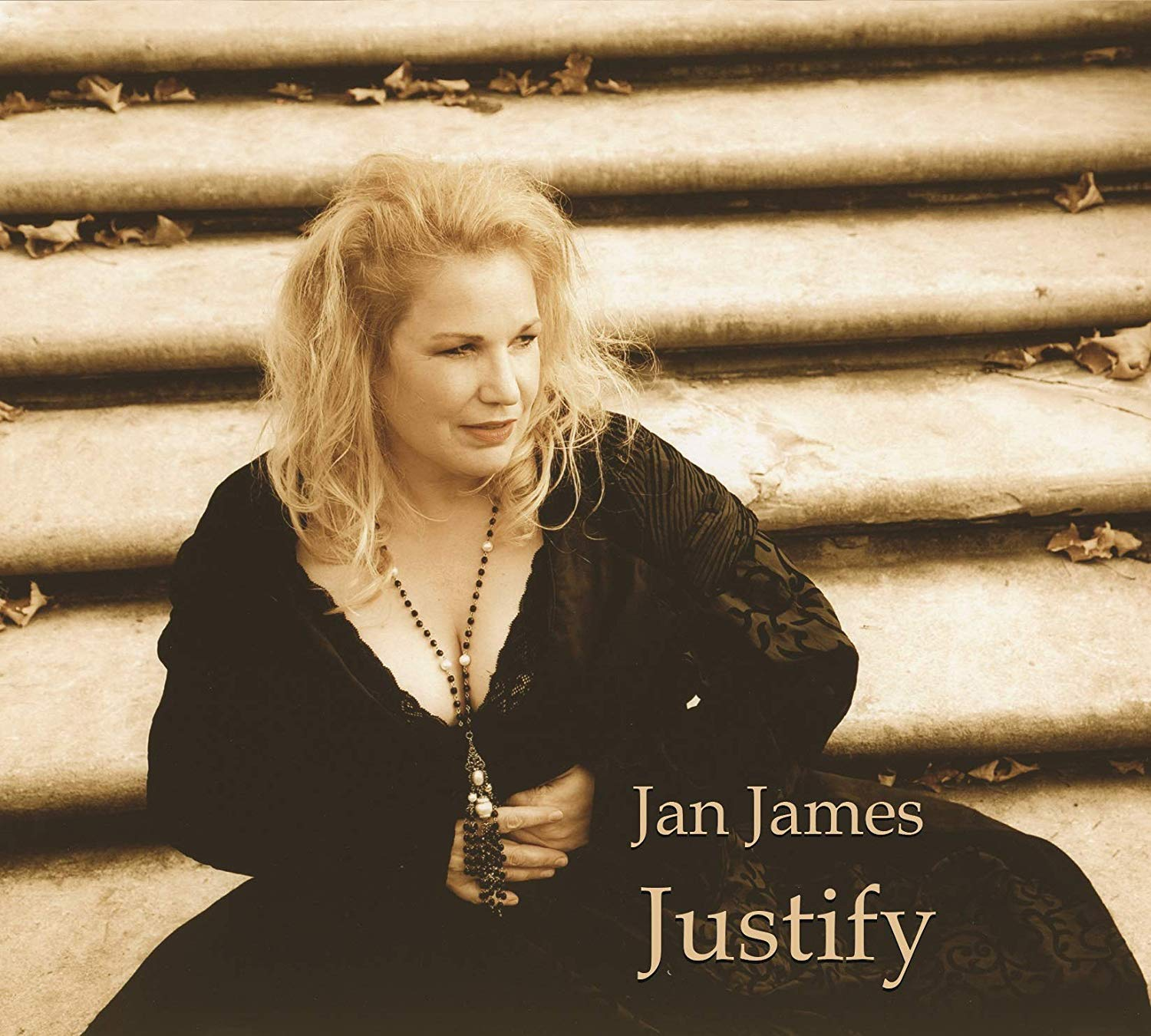 Jan James - Justify