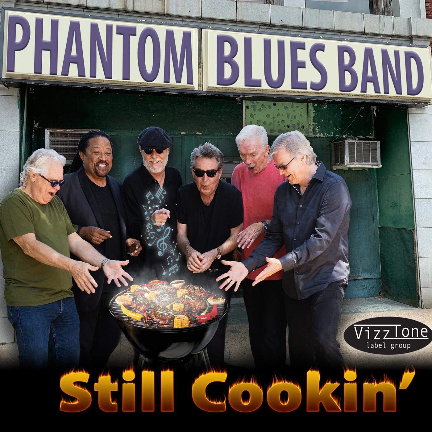 The Phantom Blues Band - Still Cookin