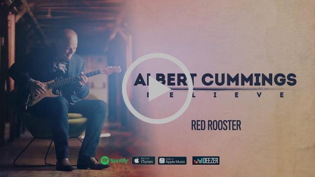 albert cummings red rooster
