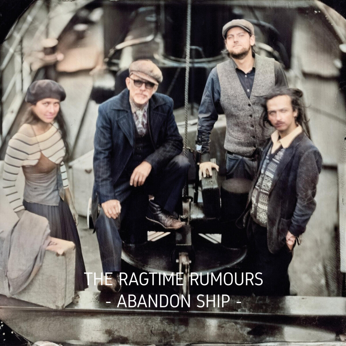 The Ragtime Rumours - Abandon Ship
