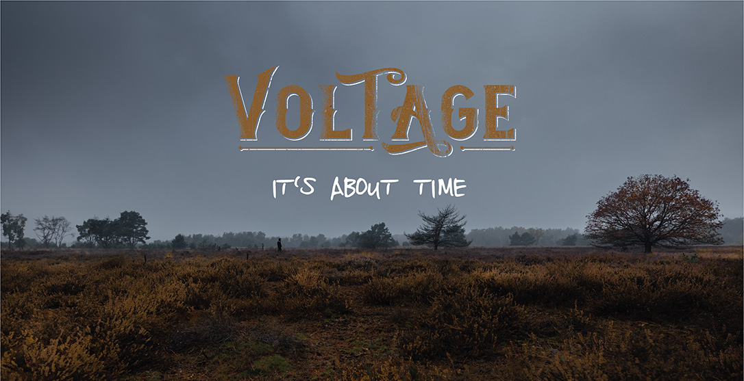 Voltage Its About Time