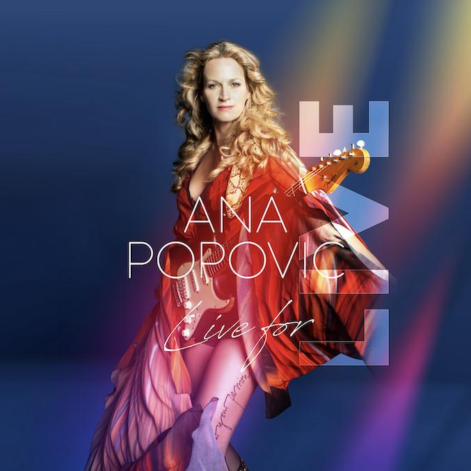 ana popovic live for live