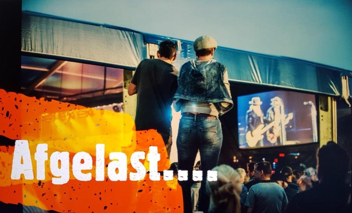 Geen (Blues)muziekfestivals 2020
