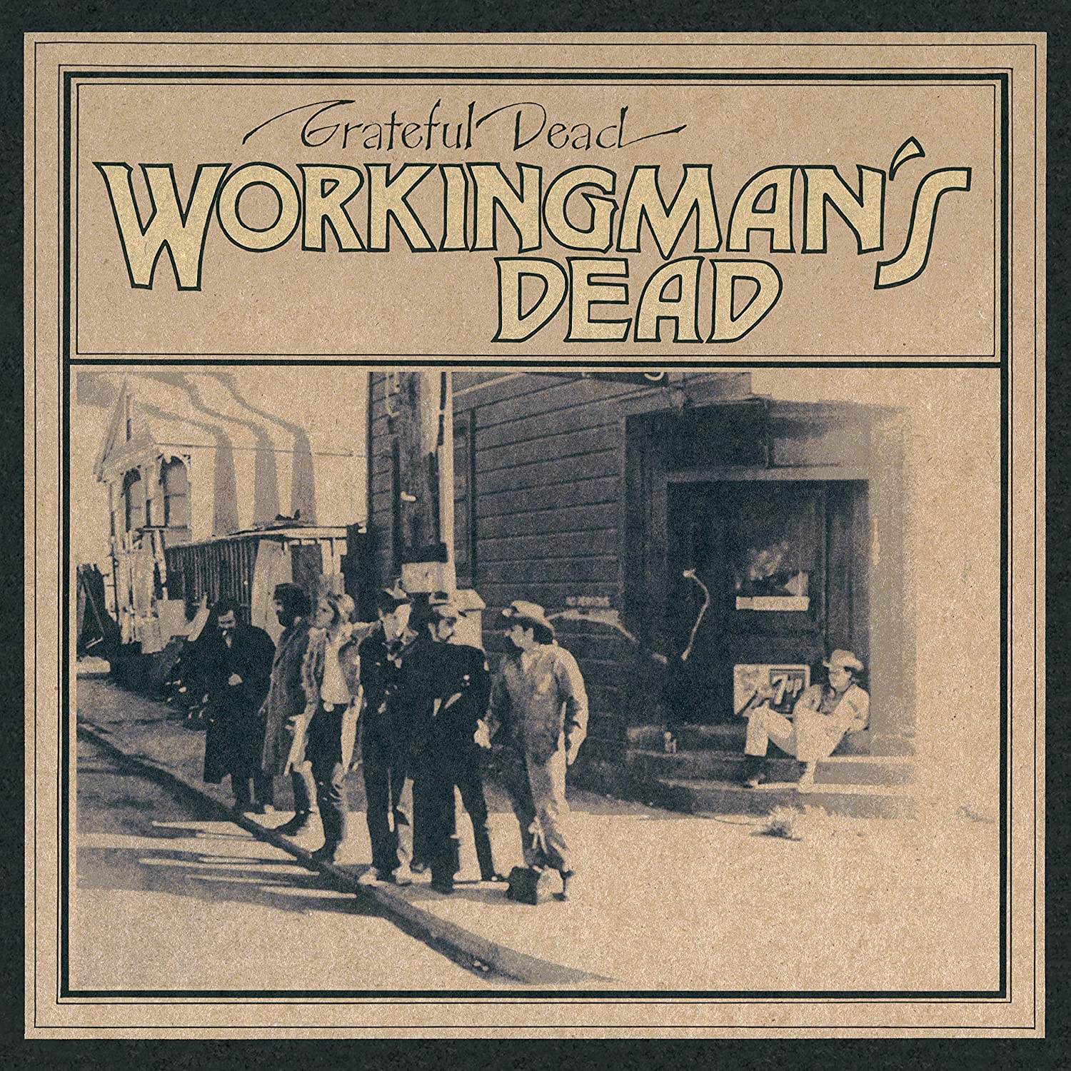 WORKINGMAN'S DEAD: 50th ANNIVERSARY DELUXE EDITION