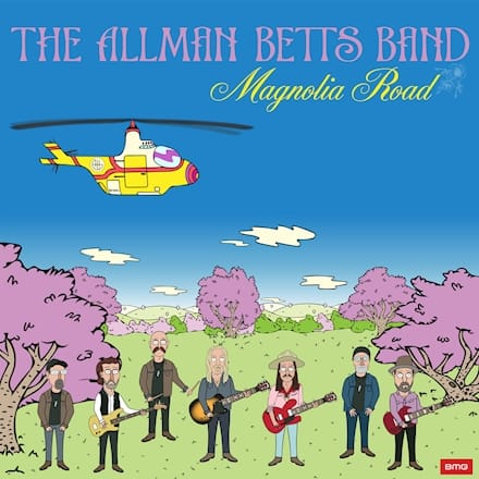 The Allman Betts Band - Magnolia Road