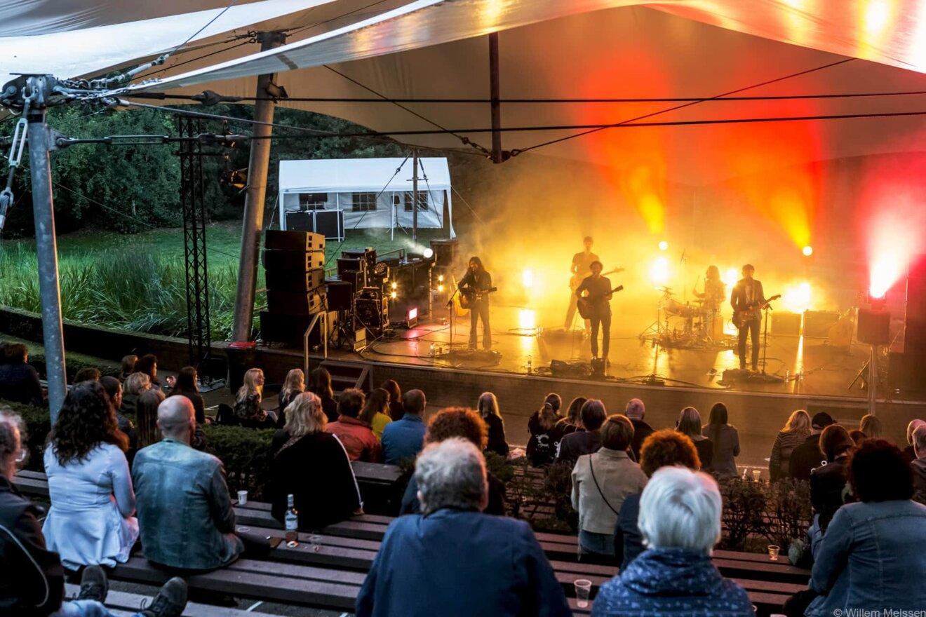 Concertverslag: Navarone - Openluchttheater De Goffert, Nijmegen, 10 juli 2020