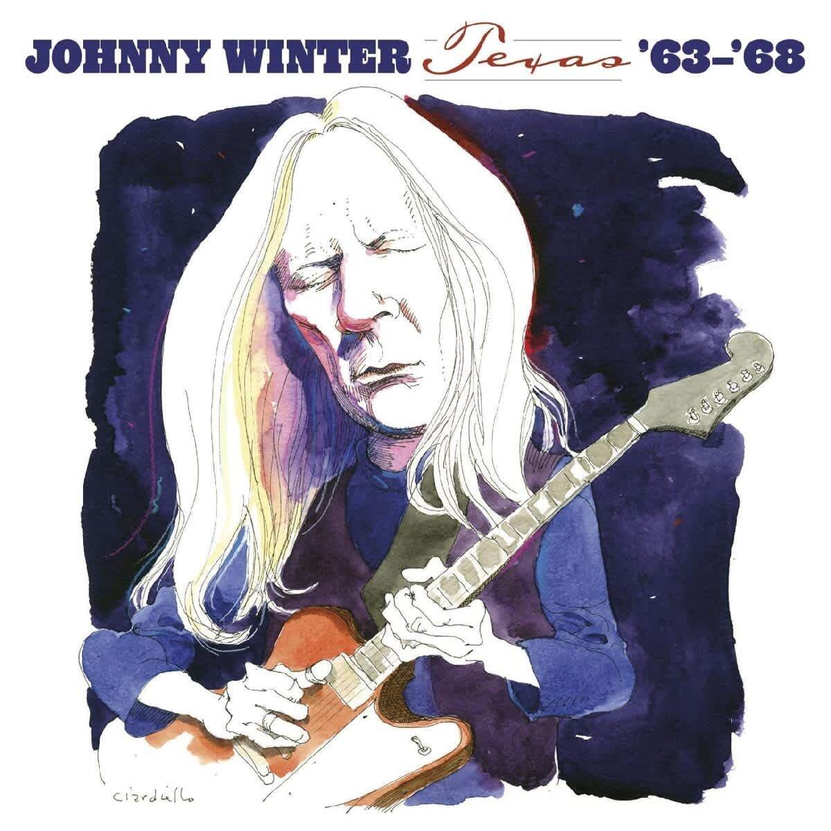 Johnny Winter - Texas '63-'68