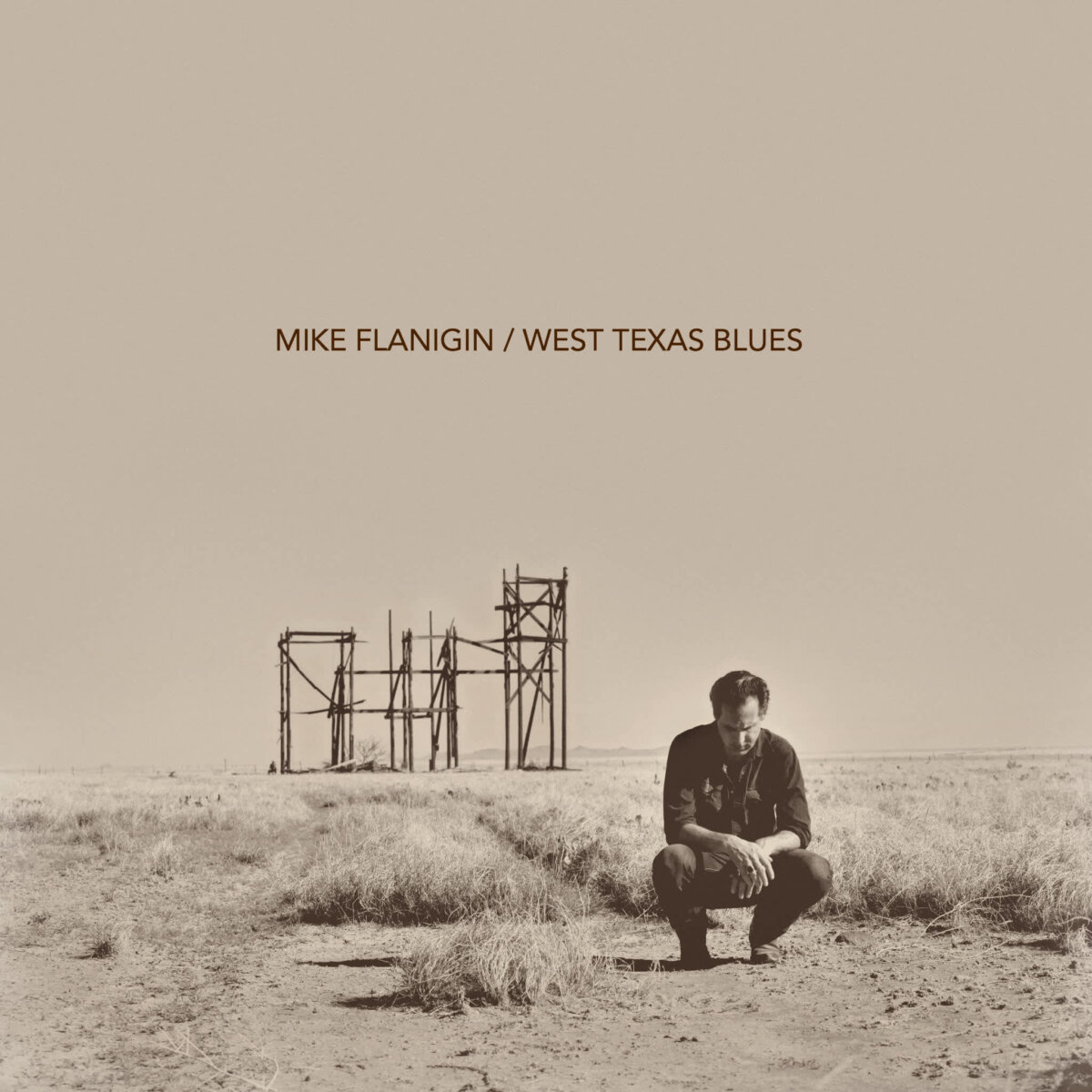 MIKE FLANIGIN - WEST TEXAS BLUES
