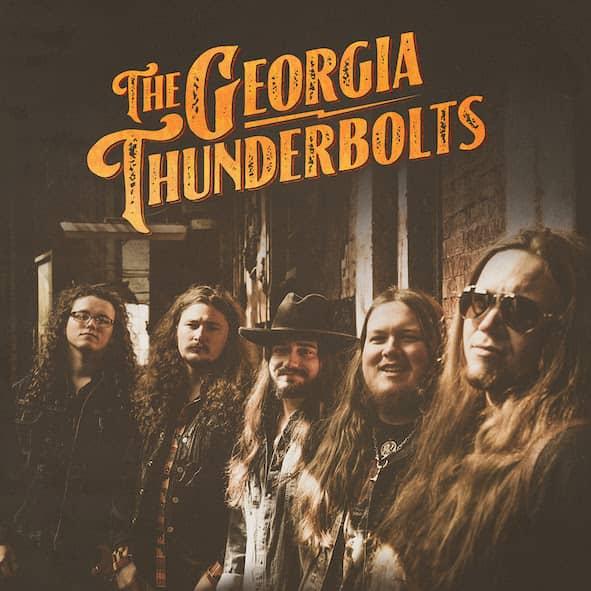 The Georgia Thunderbolts EP