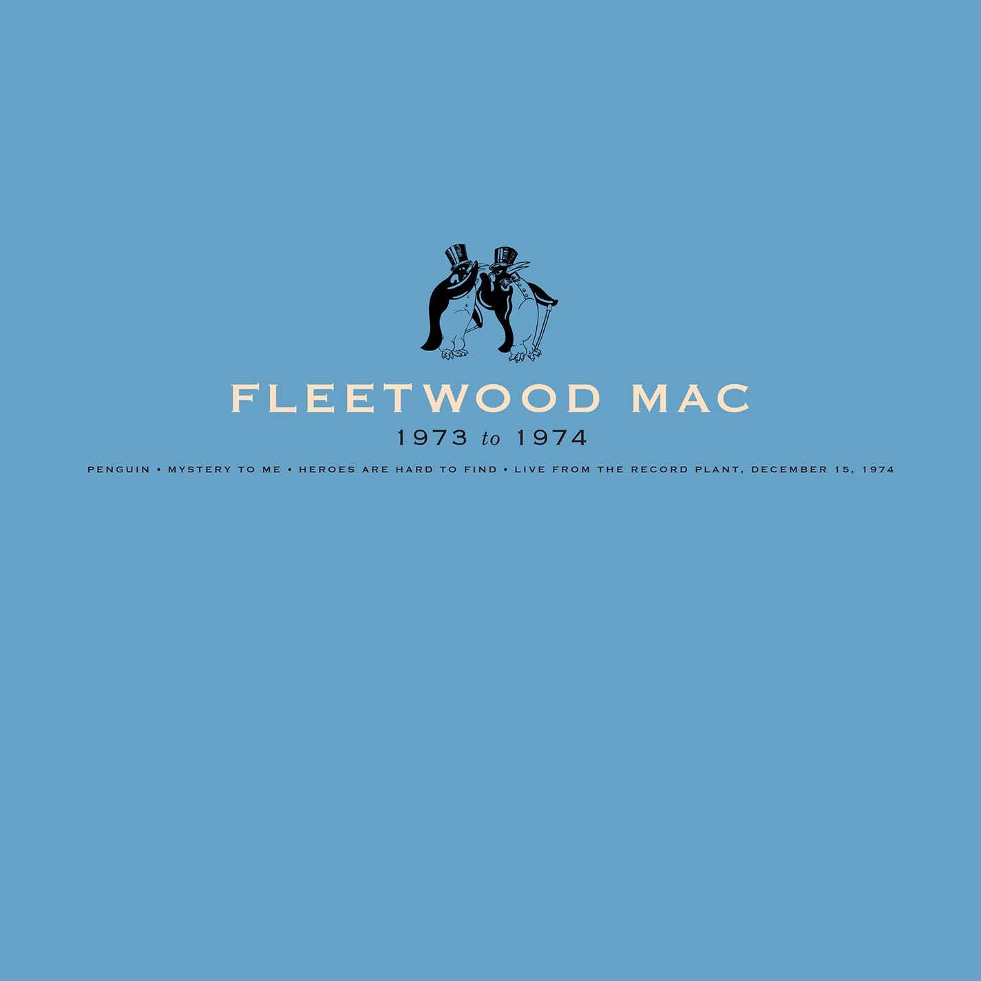 fleetwood mac vinyl box