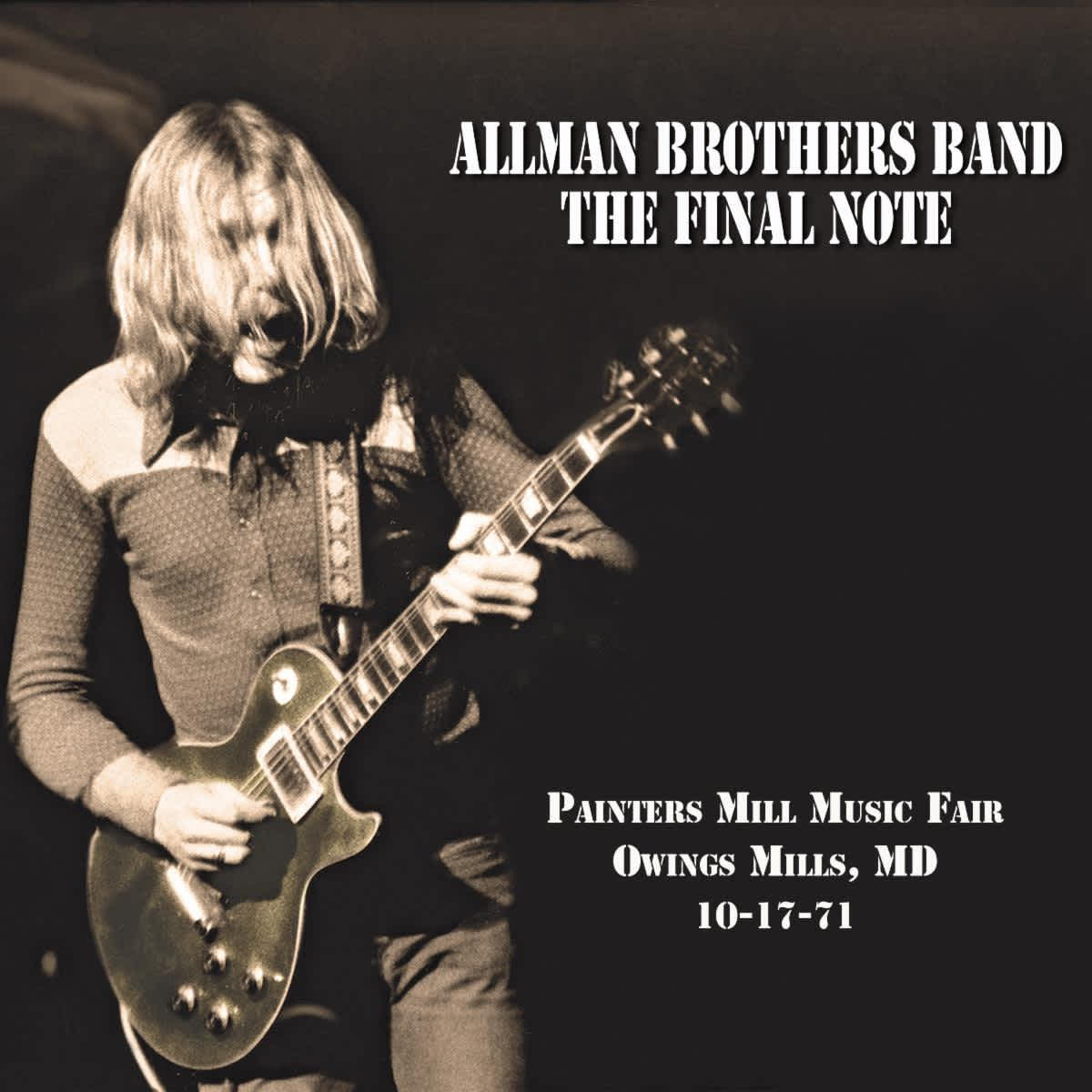 Allman Brothers Band - The Final Note