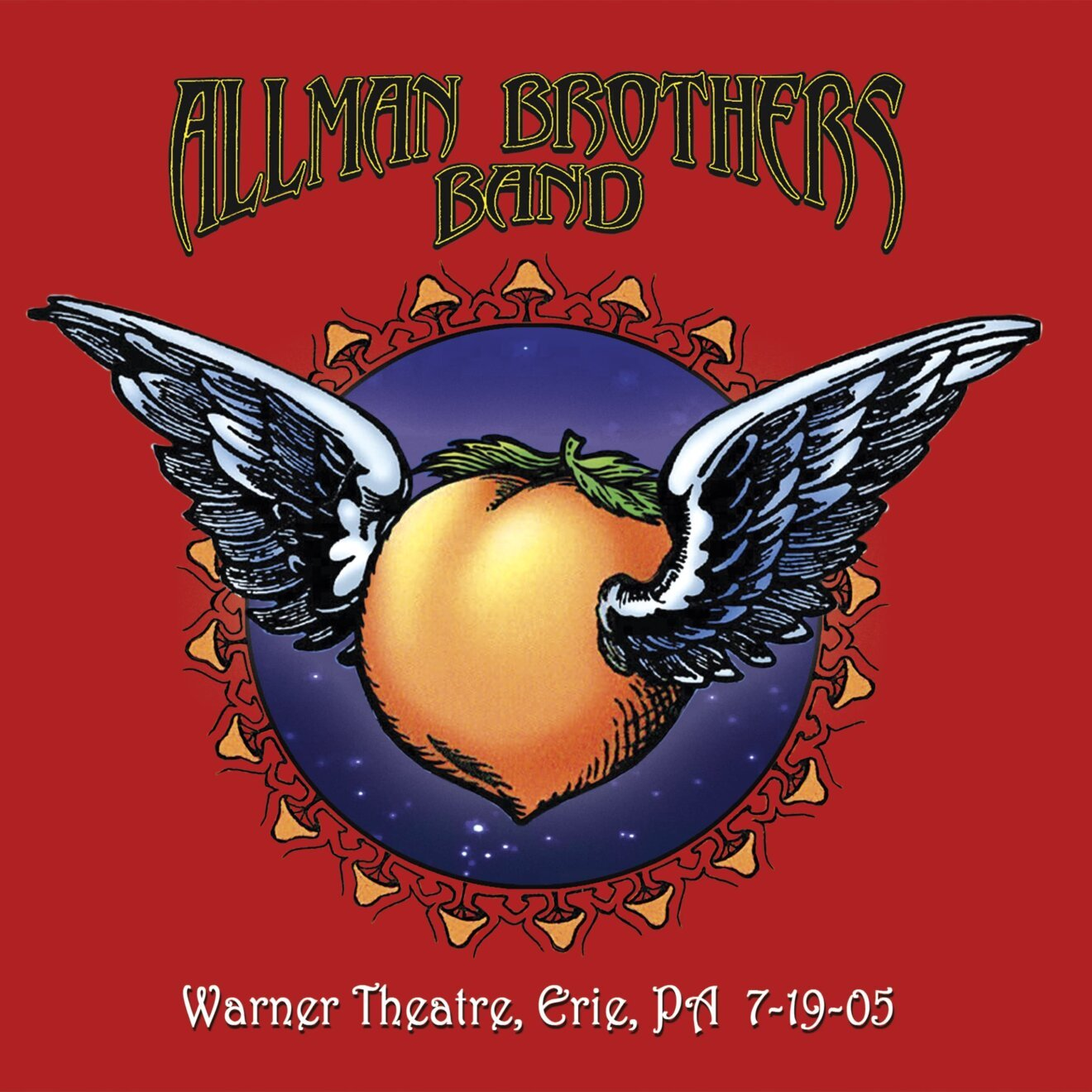 Allman Brothers Band - Warner Theatre, Erie, PA 7-19-05