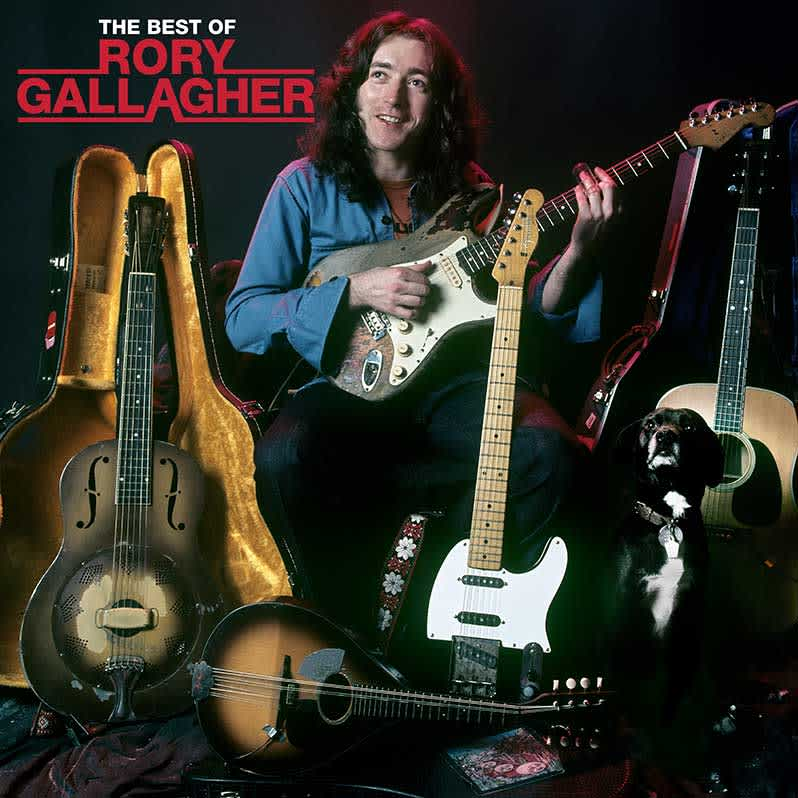 Rory Gallagher The Best Of