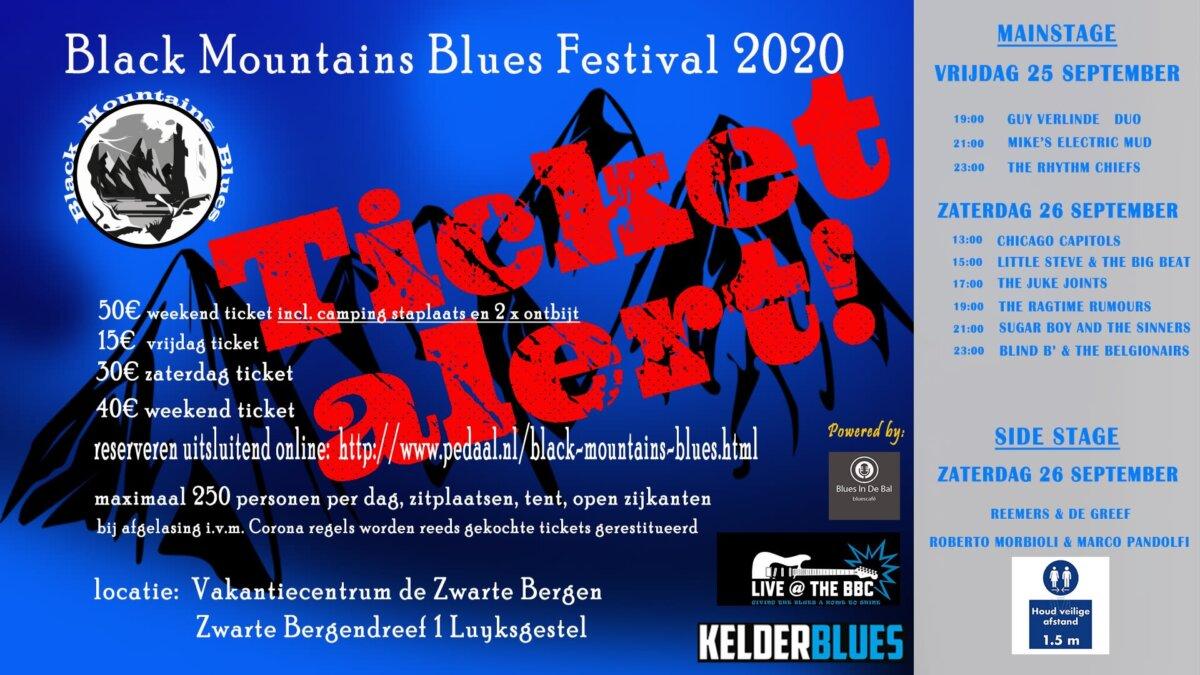 Black Mountain Blues Festival