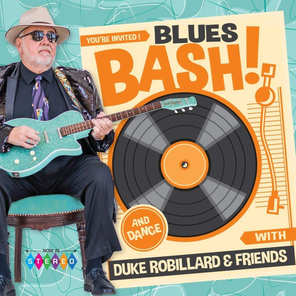 Duke Robillard And Friends - Blues Bash