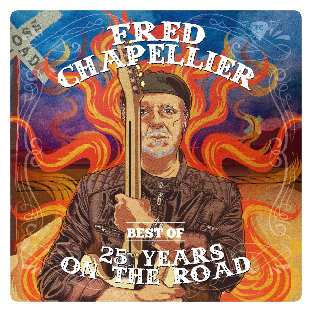 Fred Chappellier Best Of 25 Years On The Road