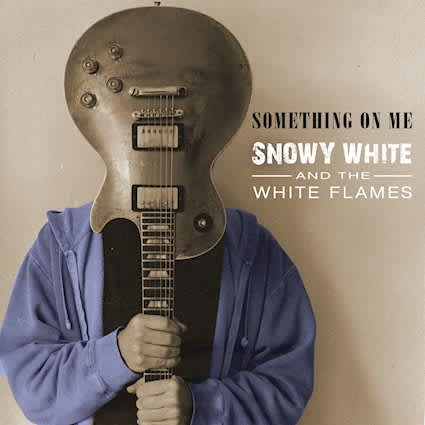 Snowy White Something On Me