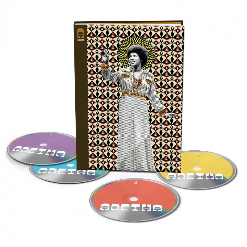Aretha Franklin - Aretha 4cd