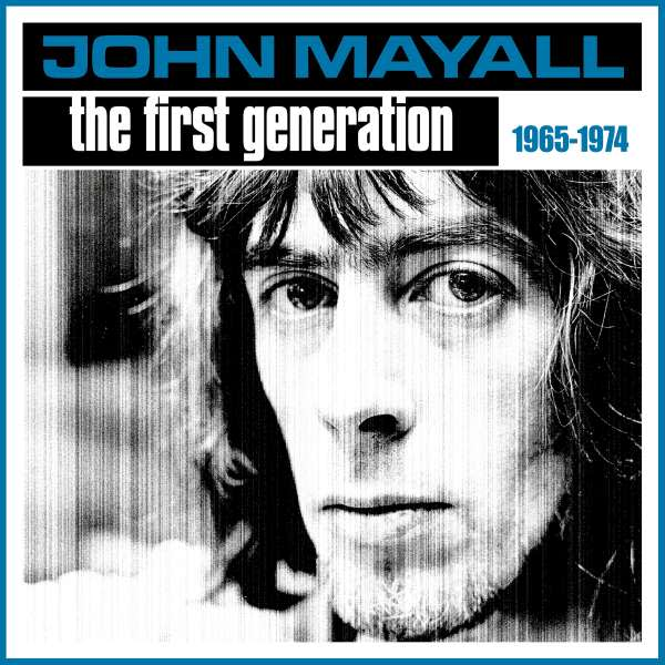 John Mayall: The First Generation 1965 - 1974 (Limited Edition - 35 CD Box)