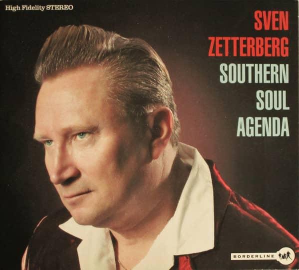 Sven Zetterberg – Southern Soul Agenda