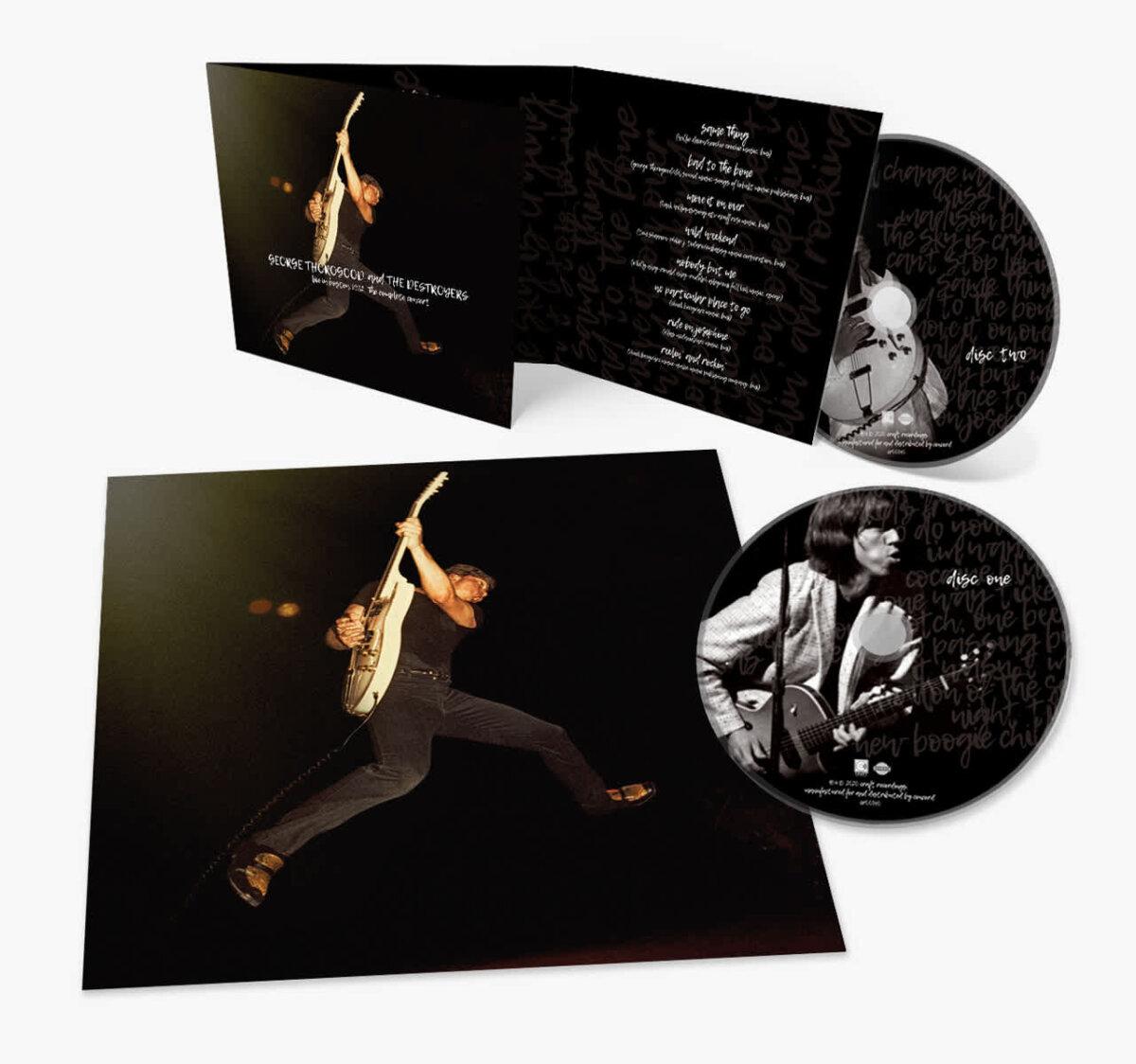 product shot (CD)