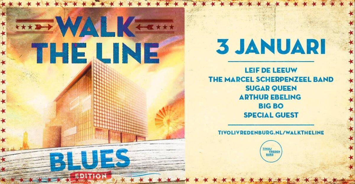 Walk The Line Blues TivoliVredenburg