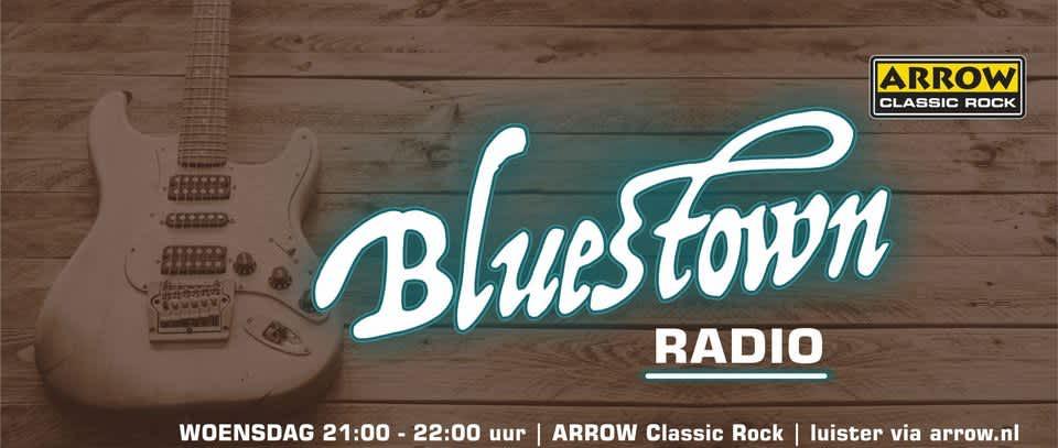 BluesTown Radio Arrow Classic Rock