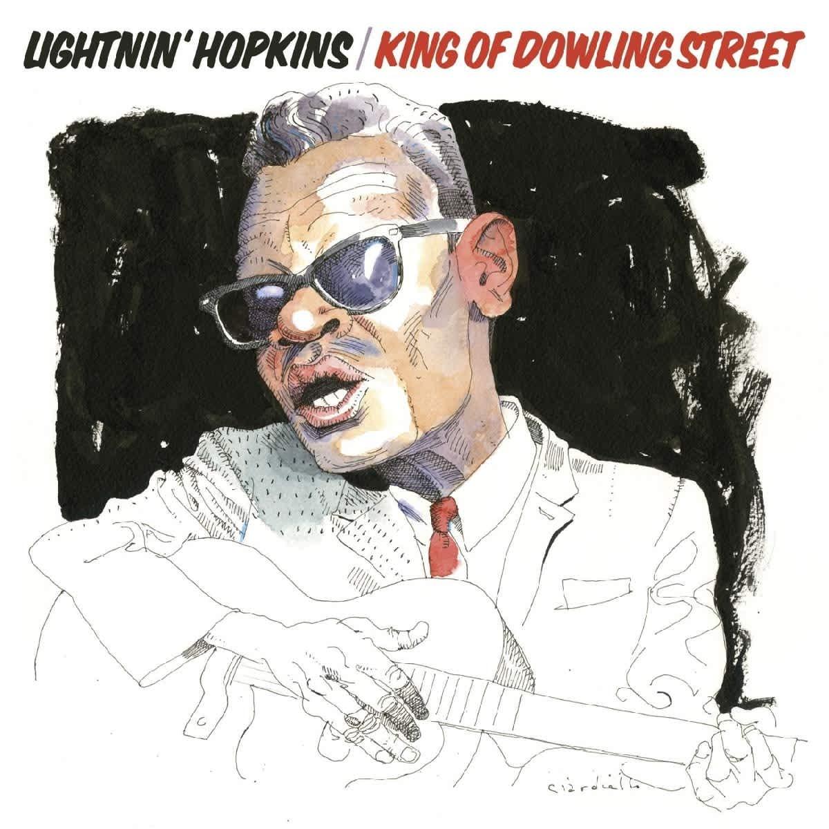 Lightnin Hopkins King Of Dowling Street