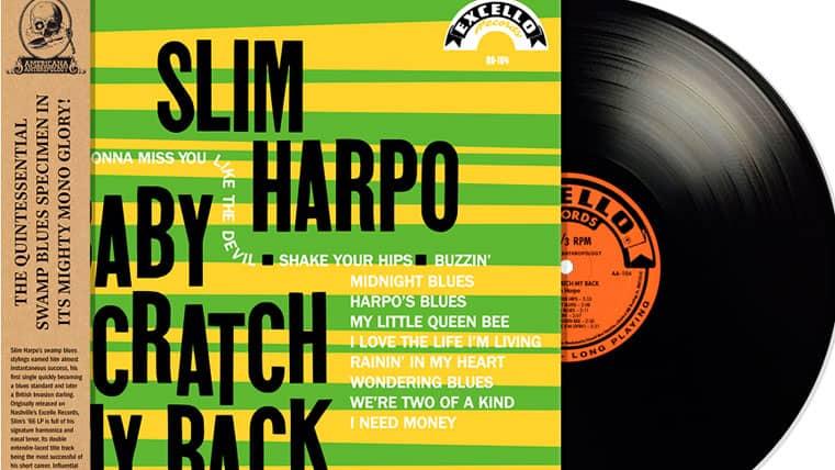 Slim Harpo LP