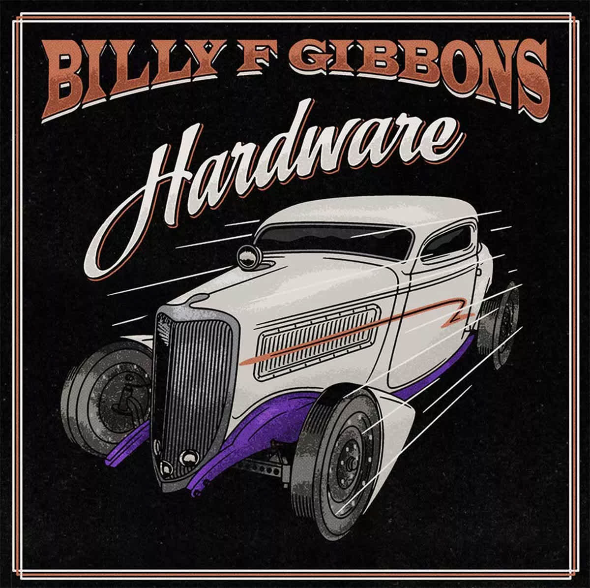 Billy F Gibbons - Hardware