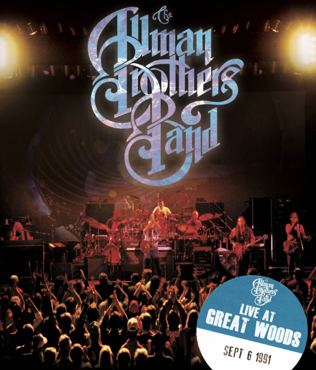 The Allman Brothers Band: Live At Great Woods 1991 DVD