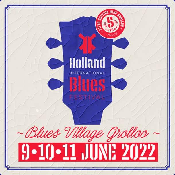 holland international blues festival 2022
