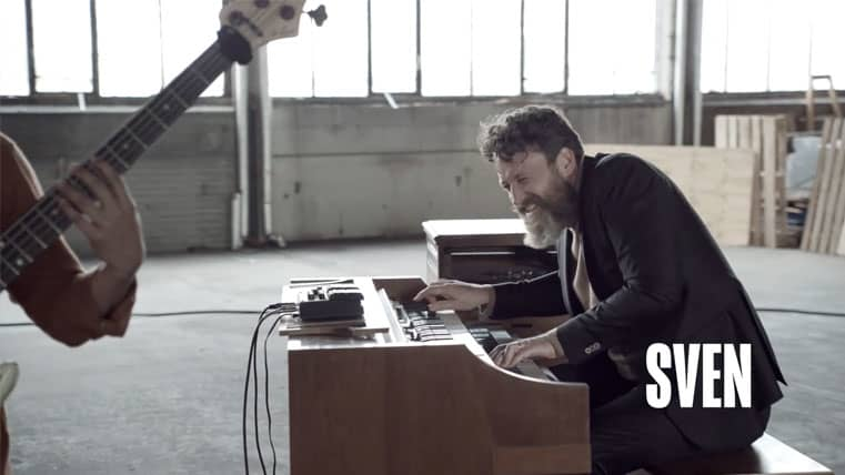 sven hammond (promo)