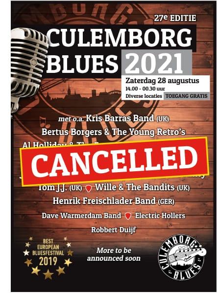 Culemborg Blues 2021