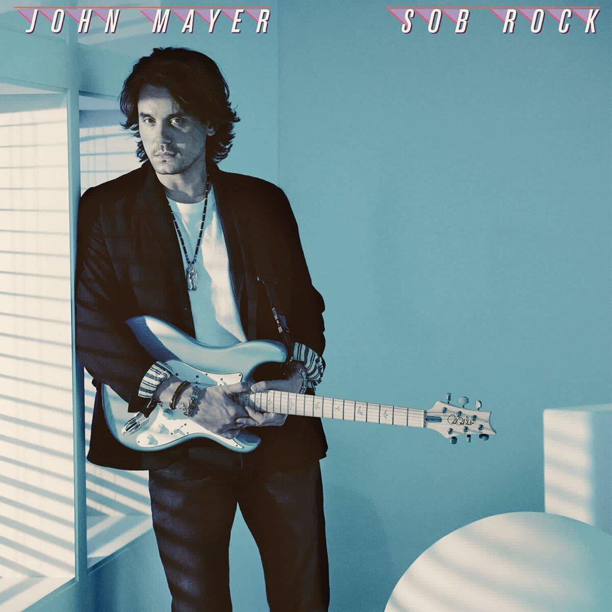 John Mayer - Sob Rock, album cover