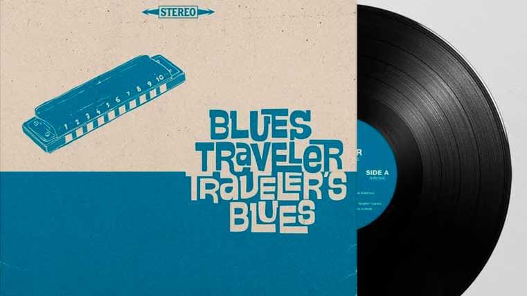Blues Traveler - Traveler's Blues, with guests Warren Haynes, Keb' Mo', John Scofield, more
