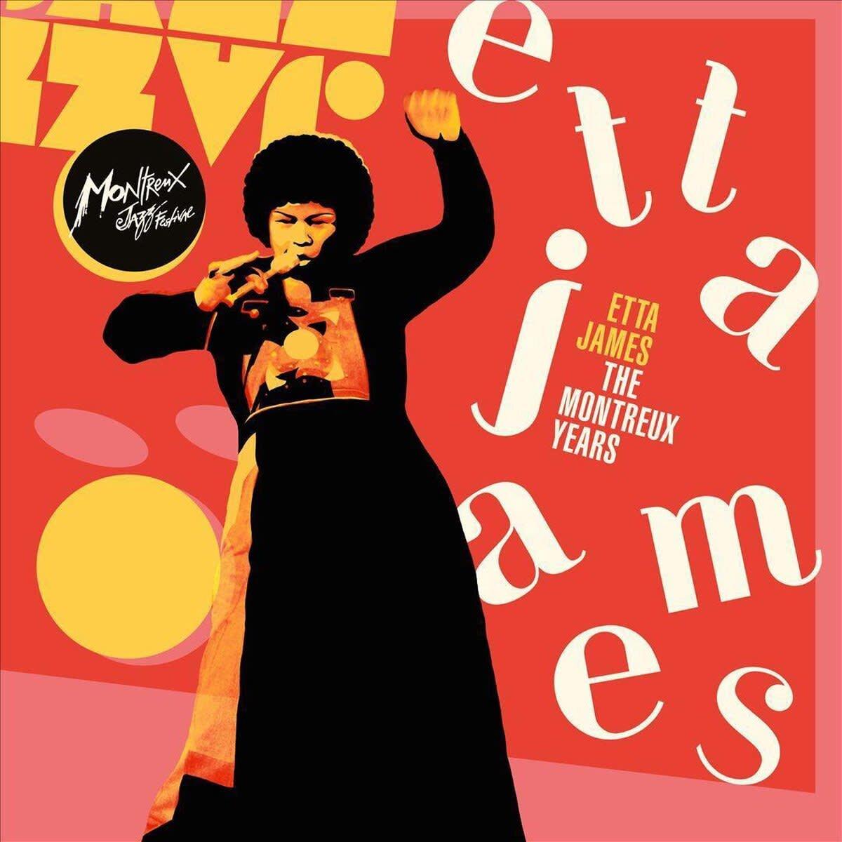 Etta James - The Montreux Years album