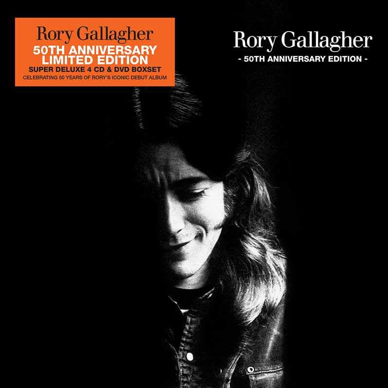 rory gallagher boxset cover