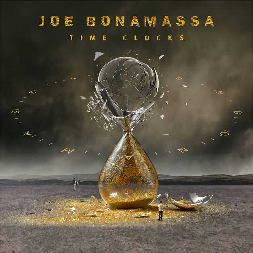 Joe Bonamassa Time Clocks album