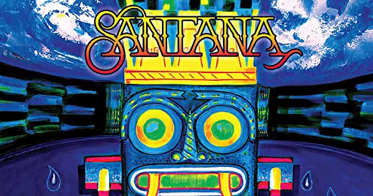 Santana new album release
